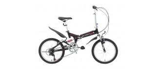 Складной велосипед Smart Country (2015)